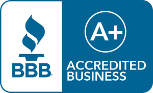 BBB Better Business Bureau A+ rating Accredited Business