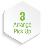 Arrange Pickup