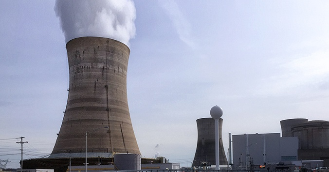 radwell power plant repair visit