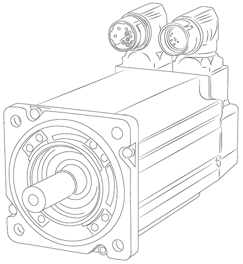 Silver Series Servo Motor