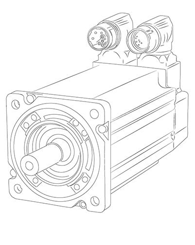 Servomotor de la serie Silver
