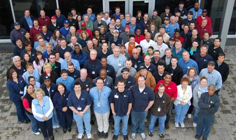 Radwell Employees 2011