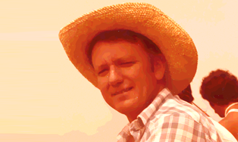 Jerry Radwell Sepia