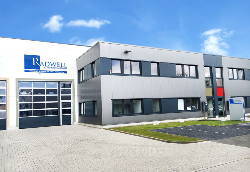 Radwell International | Krefeld Branch