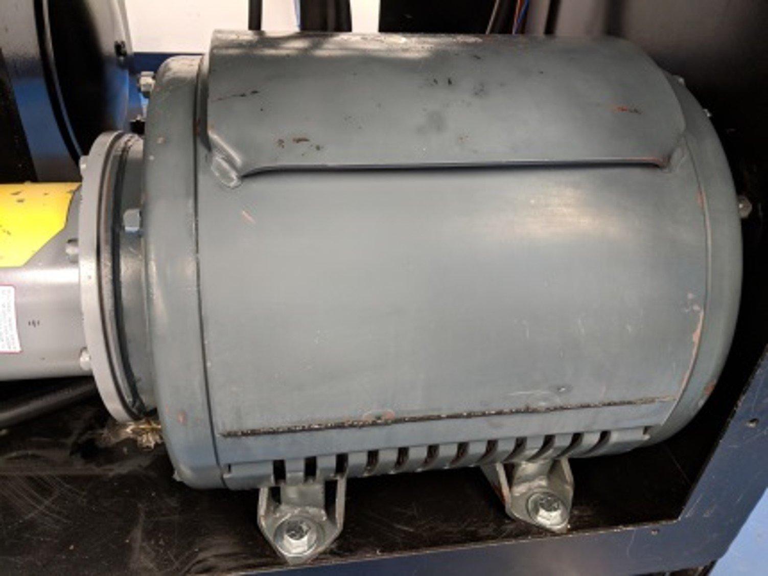 100HP-Motor