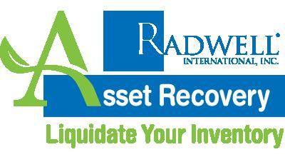 Radwell International, INC Asset Recovery Logo