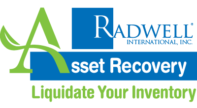 Radwell International, INC Asset Recovery Logo