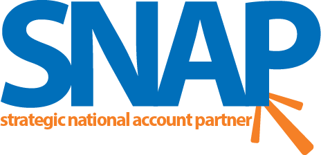 SNAP - Strategic National Account Partner Logo